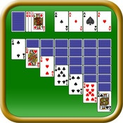 I play solitaire when I get bored.