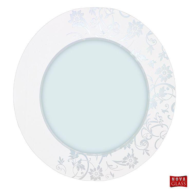 Καθρέπτης Lacoled Φ90 Φωτιζόμενος Λευκός με αδιάβροχα LED