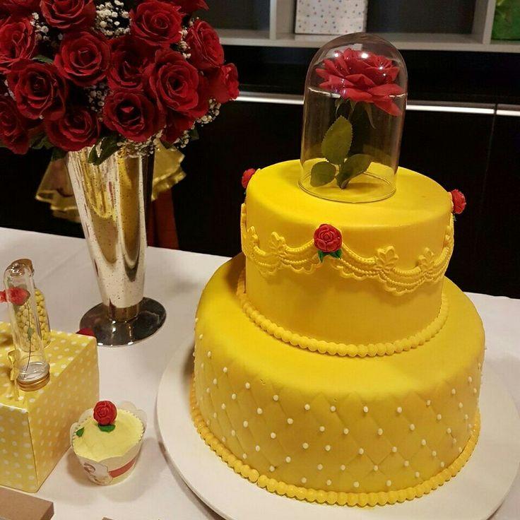 Torta Bella y Bestia