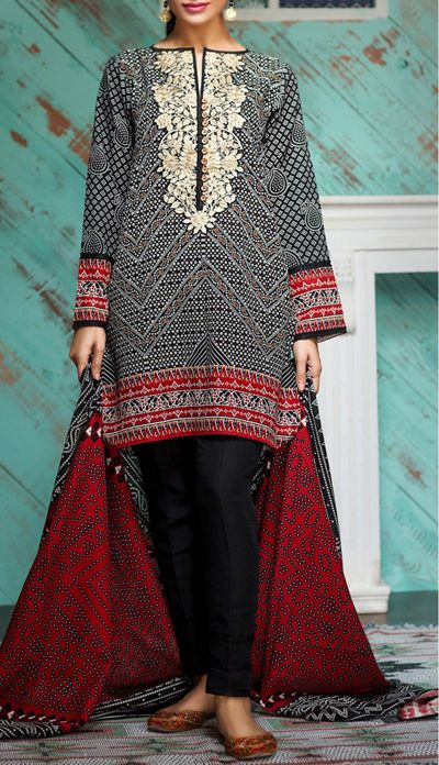 Pakistani∞Women's Winter Clothes Pakistani Clothing Dresses SAlWAR KAMEEZ Online in Dallas (Shopping - Clothing & Accessories)