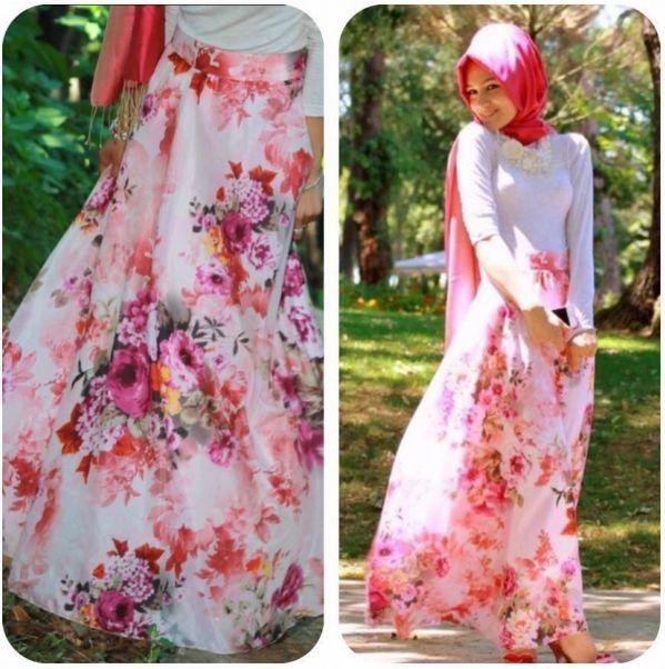 Ayo Lihat!!! Model Pakaian Muslim – Rok Motif yang Lebih Trendy - Dan sebagai pilihannya Anda dapat memilih gamis modern atau rok-rok yang sedang trendy saat...