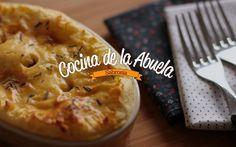 Cómo preparar el pastel de cochayuyo - Sabrosía