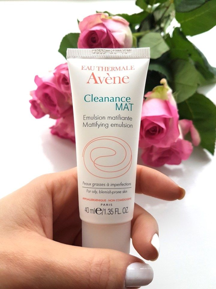 Crema Cleanance Mat De Avène Para Pieles Mixtas Cremas Para Piel Mixta Hidratante Para Piel Grasa Crema Para La Piel