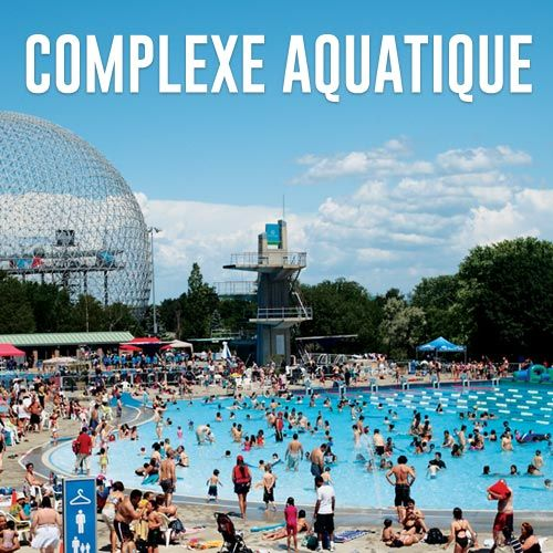 Un des plus beaux complexes de piscines extérieures au Canada. Bain libre, plongeon, entrainement et compétitions sportives. En famille ou entre amis, profitez de l'immense piscine récréative!