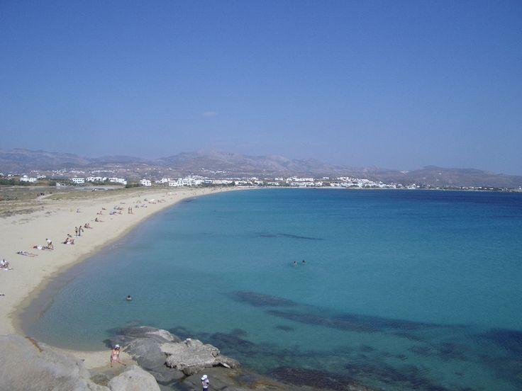 Agios Prokopios #beach #Naxos  island #KeyTours