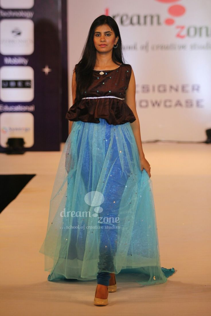 My fashion show dress :)  Shop on call/whatsapp us at +9655356795 for booking.