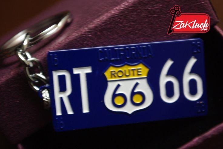 Път 66 (на английски: Route 66) е път в Съединените американски щати, първоначално част от Магистралната система на Съединените щати. Създаването на пътя е обявено на 11 ноември 1926 година. С обща дължина 3 945 km той свързва Санта Моника в Калифорния с Чикаго в Илинойс. Път 66 играе важна роля в миграциите на запад, особено през 30-те години, и заема особено място в американската популярна култура. Hashtags: #route #route66 #usaroute #rt66 #US66  http://zakluch.com/road_66