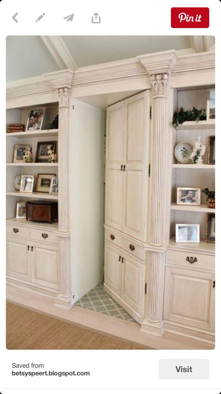 Varidesk exec 40 review varidesk pro desk 60 darkwood review workfit t - Secret Door In Bookcase Leads To Master Suite That Is So Cool