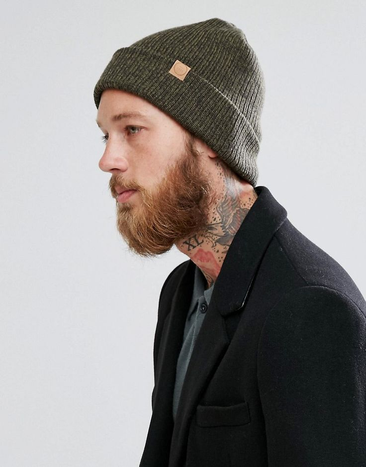 Drew Reversible Beanie Hat - Blue Boardmans toNNO3bBks