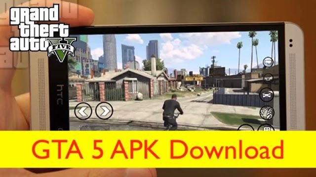 How To Download And Install Gta V Grand Theft Auto 5 In Android