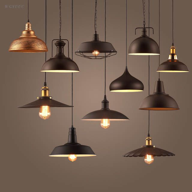 Online Shop Wholesale Vintage Industrial Lighting Copper Lamp Holder Metal Pendant Light In 2020 Vintage Industrial Lighting Vintage Pendant Lamp Retro Pendant Lights