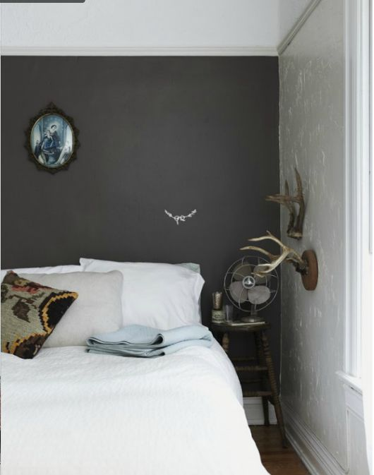 17 best images about paint colors on pinterest paint for Charcoal grey bedroom