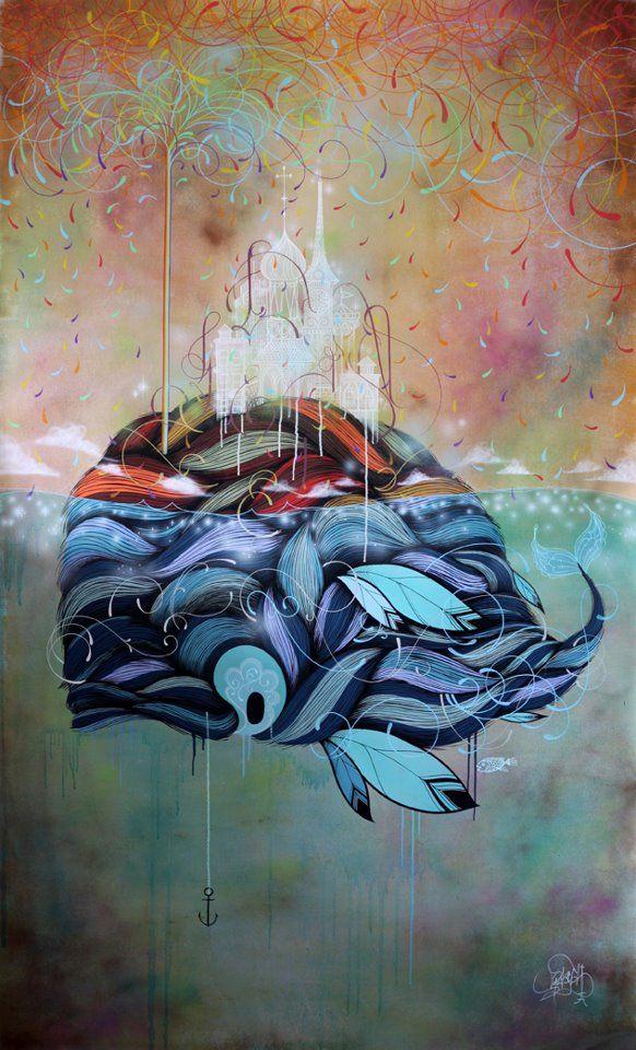 Supakitch & Koralie baleine