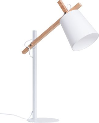 Lampa komodowa Muse biała - Meble