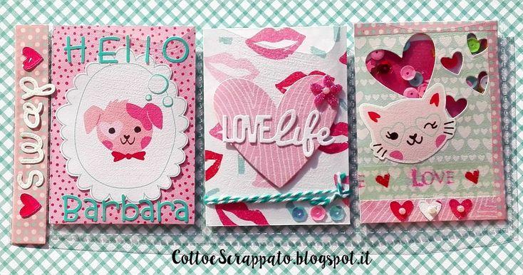 Mini Valentine Pocket Letter