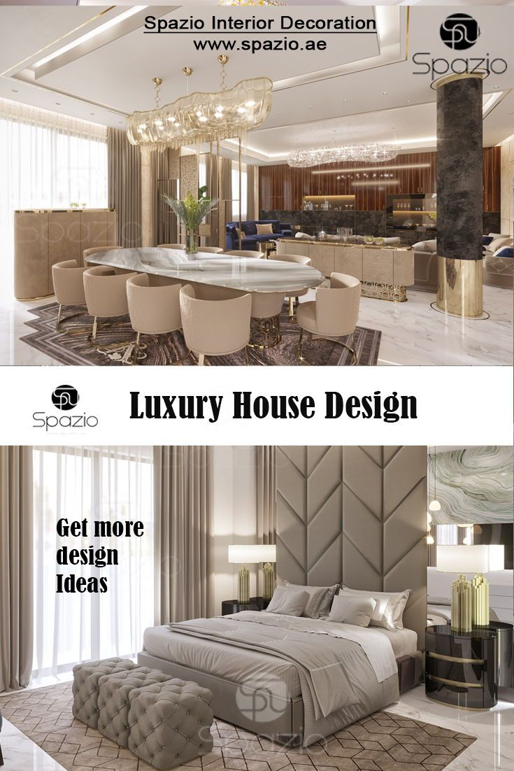 Bedroom designs (With images) | Luxury house interior design, Modern houses  interior, Modern master bathroom decor