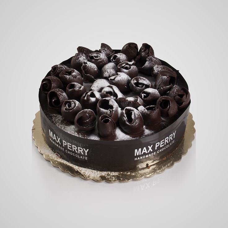 Max Perry Chocolates | Black Forest