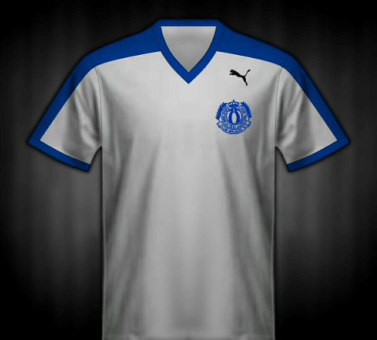 Club (FC) Brugges away shirt for the 1978 European Cup Final.
