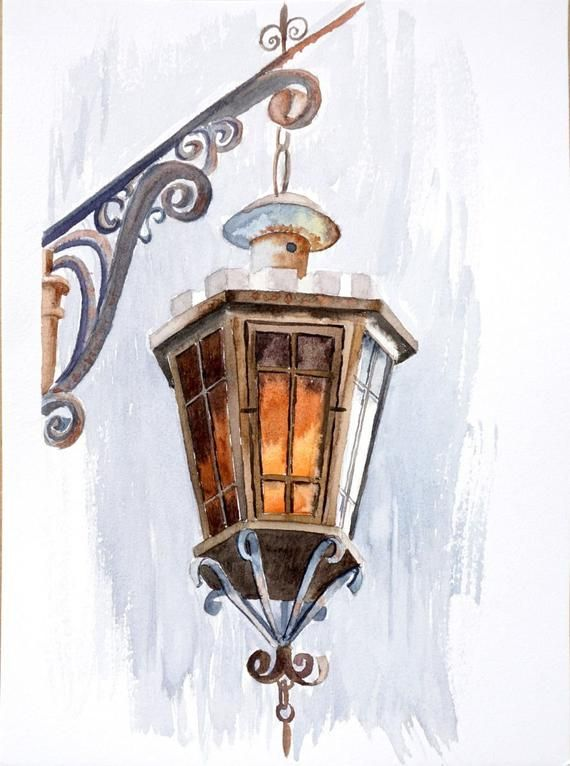 Art Print Lamp Lighting Fixtures Urban