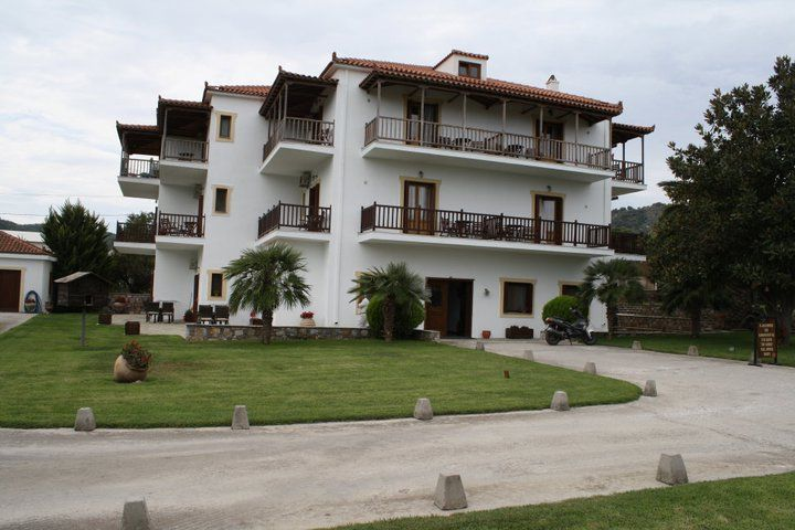 Skopelos Melrose Apartments