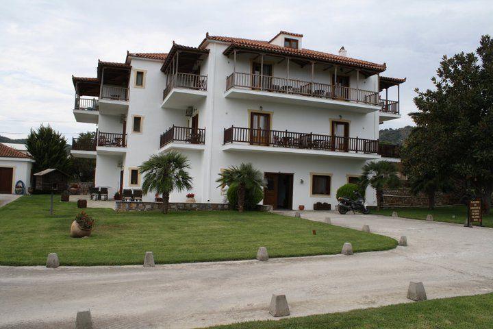 Skopelos Melrose Apartments