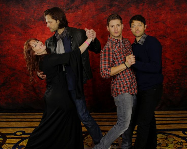meet and greet with supernatural cast