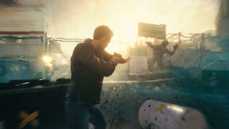 Quantum Break to receive Xbox One X enhancements: Quantum Break to receive Xbox One X enhancements:…