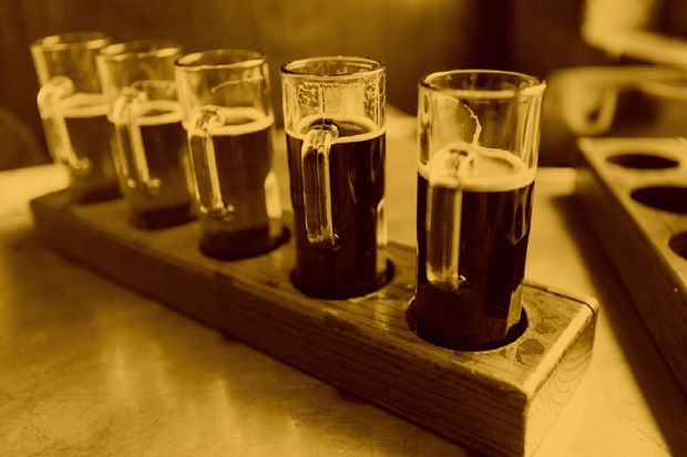 The Non-Beer Snob's Guide to Ordering at a Craft Beer Bar. This is actually really helpful!