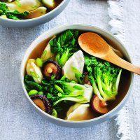 Soupe japonaise - Châtelaine