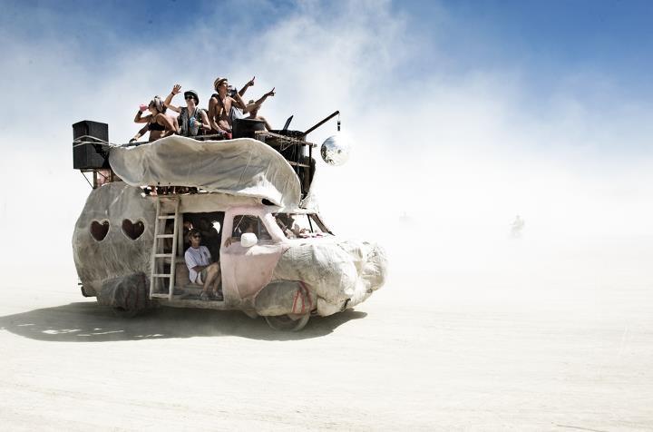 @ Burning Man
