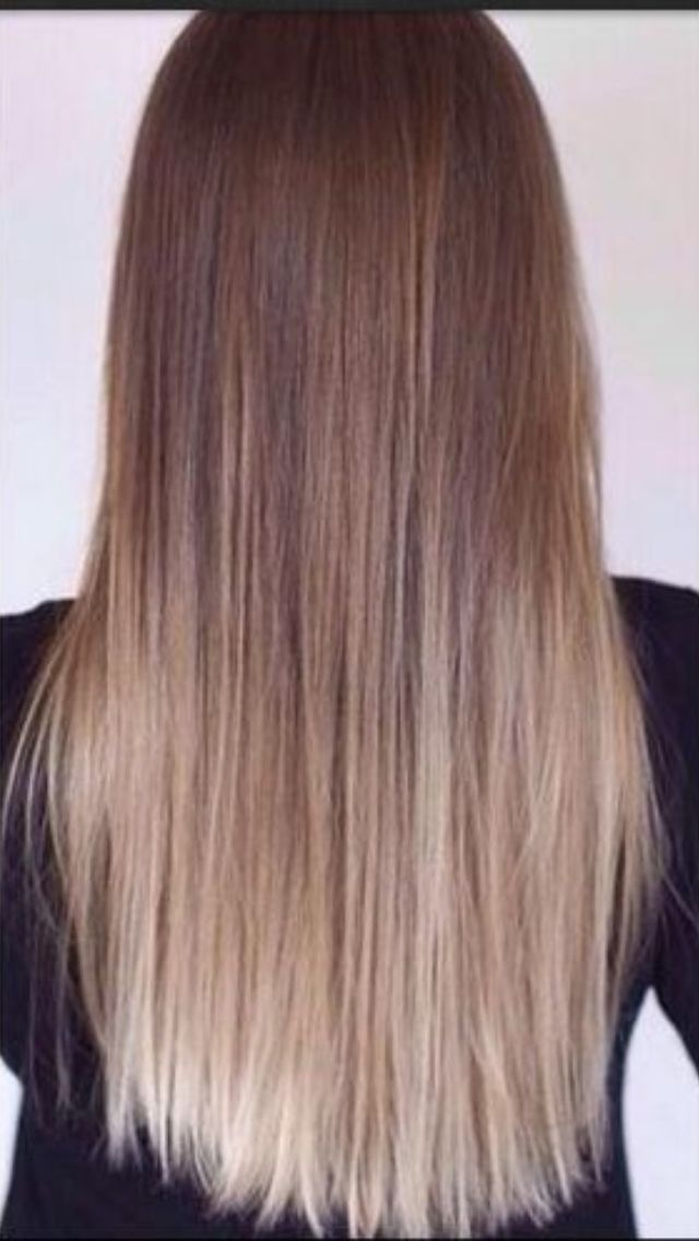balayage long hair straight. Black Bedroom Furniture Sets. Home Design Ideas