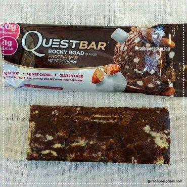 クエストバー ロッキーロード Quest Bar, Quest Nutrition, クエストバー, プロテインバー | #QuestBar #クエストバー #プロテインバー