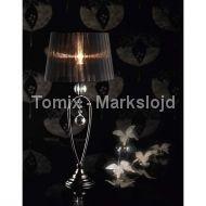 Lampa stołowa CHRISTINEHOF - czarny chrom (102046) - Markslojd
