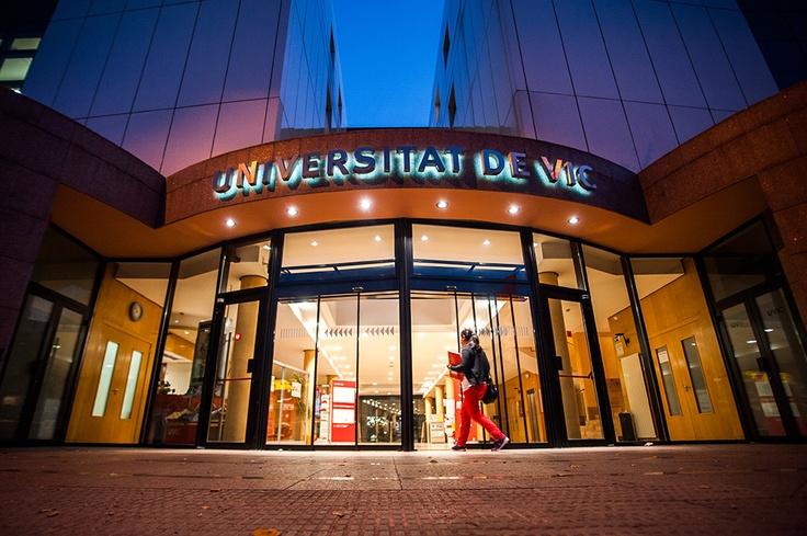 Universitat de Vic, #UVic, Edifici F Campus Miramarges
