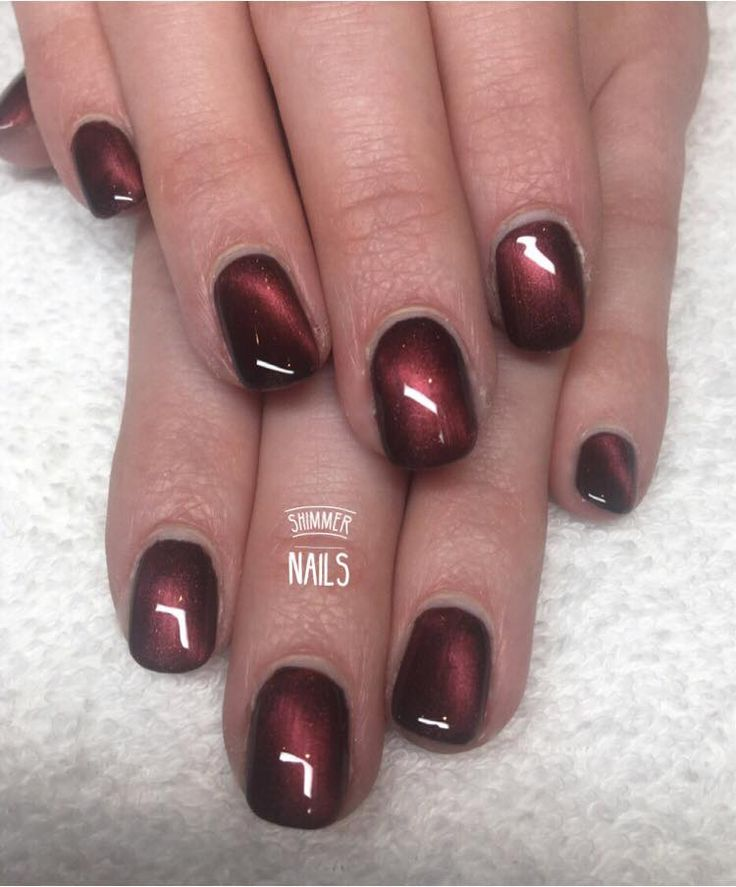 Deep Wine Nail Polish: 25+ Best Ideas About Wine Nails On Pinterest