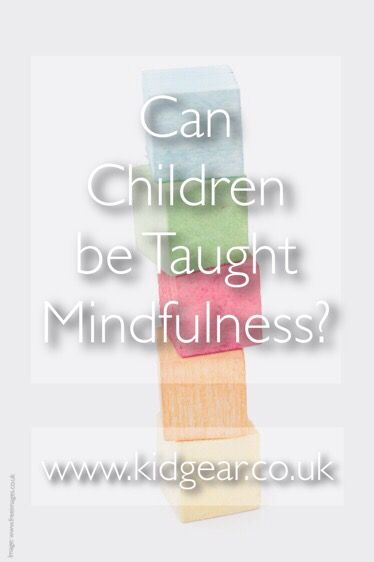 Mindfulness for Children: Teaching the Present Moment