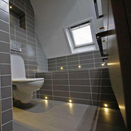 6er Einbauset Guard IP67 warmweiß: #Badezimmerbeleuchtung #Einbauleuchten