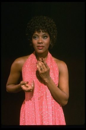 """ Loretta Devine in the Original Production of 'Dreamgirls' (1982). Martha Swope, Photography """