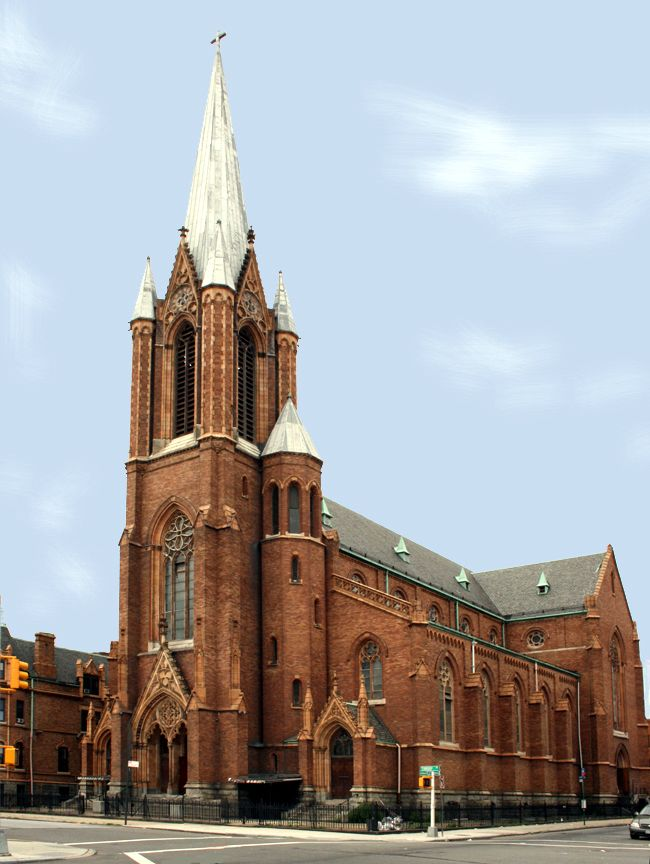 All Saints Roman Catholic Church - Brooklyn, N.Y. (photo: Steven E. Lawson)