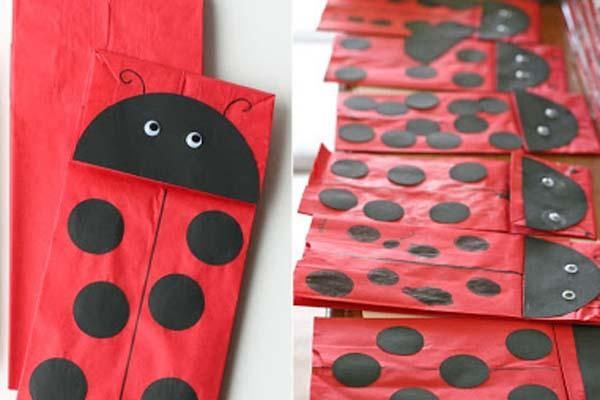 Ladybug 1st Birthday Party Ideas