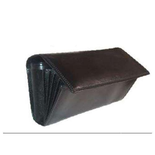 Euro Barmanská peňaženka - kožená