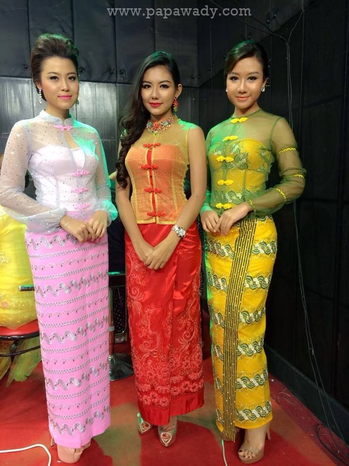 love myanmar fashion