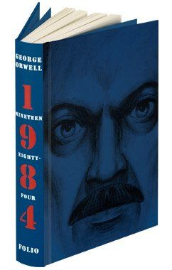 Folio Society - Nineteen Eighty-Four
