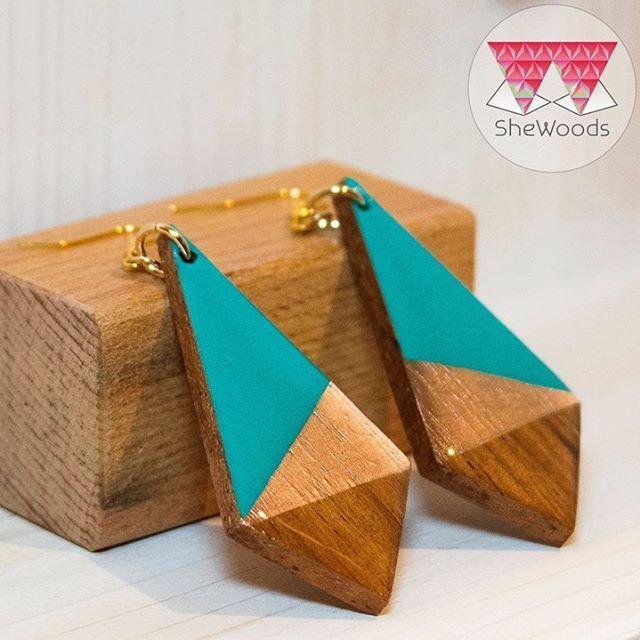 #shewoods #giftshop #handmade #wooden #jewellery #statement #jewelry #positivevibes #wearitloveit #allyouneedis #shewoods