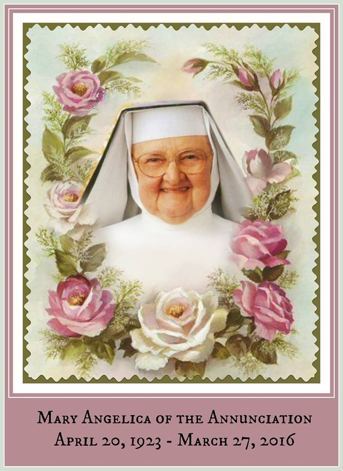 Mother Angelica 1923-2016