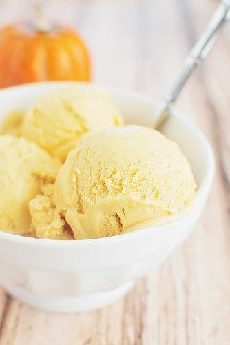 Paleo Pumpkin Pie Ice Cream | Recipe | Paleo Pumpkin Pie, Pumpkin Pies ...