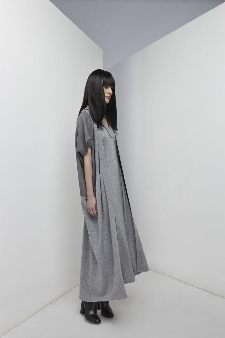 NUBU TIEL kimono / NUBU TARTU dress