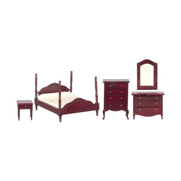 bedroom items. Doll House Miniature Cherry Wood Bedroom Furniture Set Dressers Night Stand  Bed in Dolls Bears The 25 best wood bedroom ideas on Pinterest