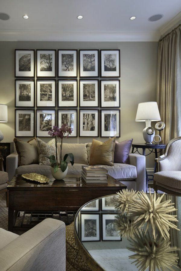 Living Room Decorating Ideas | 21 Gray| 21 Gray Living Room Design Ideas.  Description Part 59