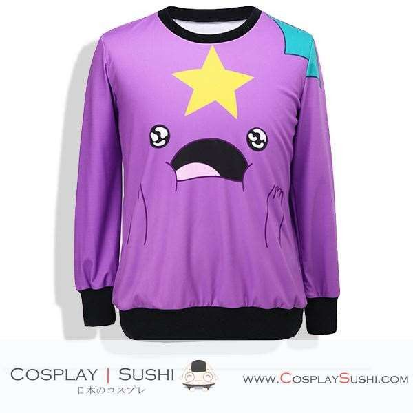 Grab our NEW Lumpy Space Princess Sweater! SHOP NOW ► http://bit.ly/1R8gSO9 Follow Cosplay Sushi for more cosplay ideas! #cosplaysushi #cosplay #anime #otaku #cool #cosplayer #cute #kawaii #LumpySpacePrincess #fashion #design #style #AdventureTime #Sweater